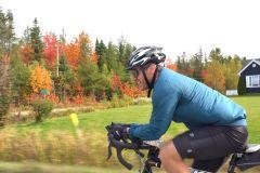 Sclérose en plaques: Défi réalisé pour le triathlonien Jeannot Cormier
