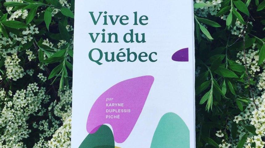 L'outil indispensable pour découvrir les différents vignobles du Québec