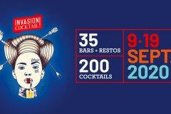 Le festival Invasion Cocktail est de retour à Québec et à Montréal!