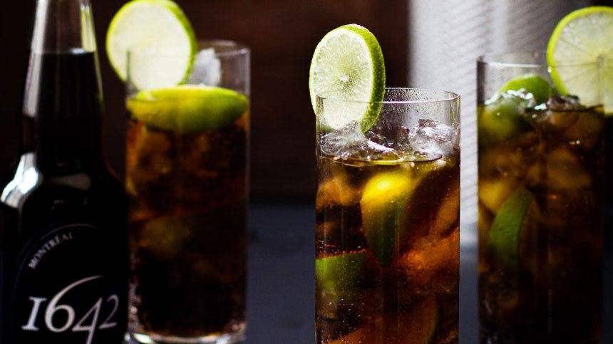 L'ultime rhum & coke propulsé par des saveurs d'ananas et de vanille