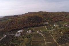 Observez les couleurs d'automne de Rougemont d'un point de vue exclusif