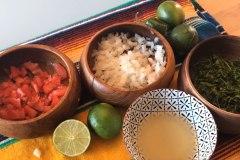 Une recette de salsa à 4 ingrédients aux couleurs du Mexique