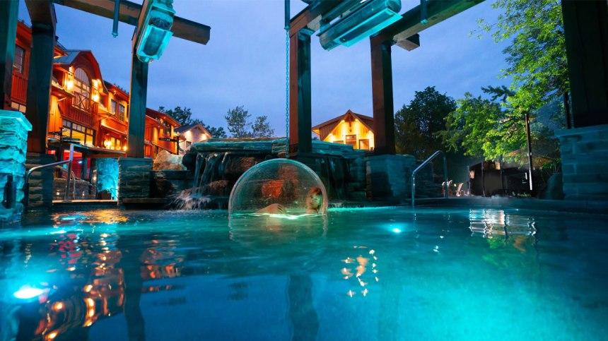 Vivez un moment détente 100% mérité au Spa & Hôtel le Finlandais de Rosemère