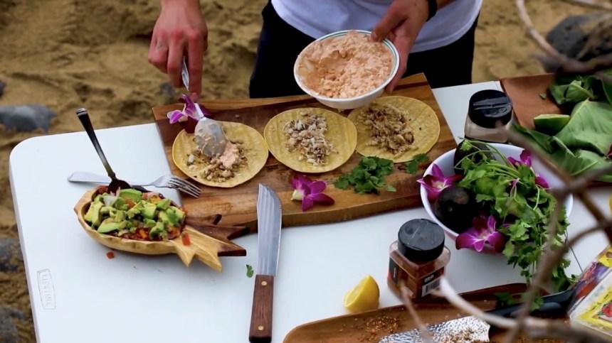 La recette pour des tacos de poisson ultra frais