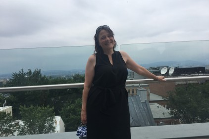 Julie Vignola souhaite stimuler l'économie beauportoise
