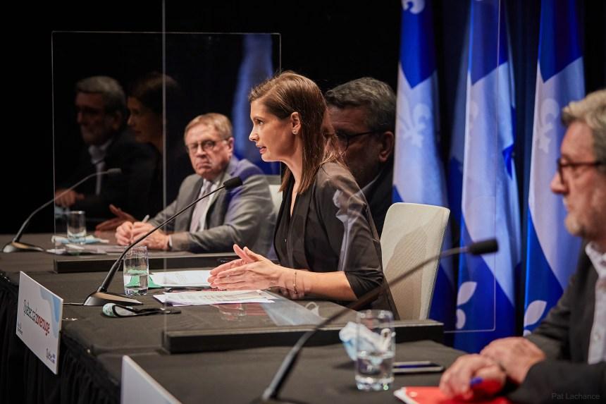 «L'heure est grave» dans la grande région de Québec