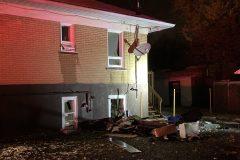 Incendie dans une résidence de Charlesbourg ce matin