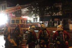 Soupe et compagnie incendié la nuit dernière dans le Vieux-Limoilou