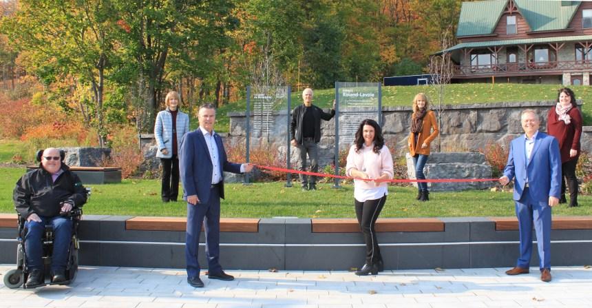 Boischatel: Un parc en hommage aux anciens maires