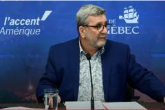 Le maire Labeaume invite la population à plus de civilité