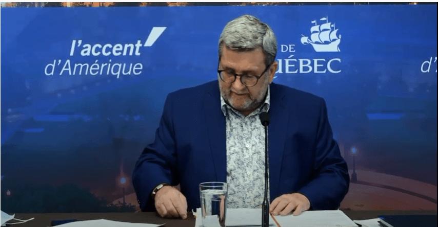 La Ville de Québec veut réconforter ses citoyens