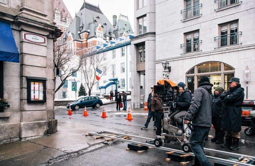 Soutien à l'industrie cinématographique et télévisuelle de Québec