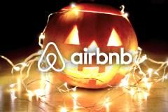 Airbnb interdit la location d'un logement pour une nuit à l'Halloween la nuit du 31 octobre