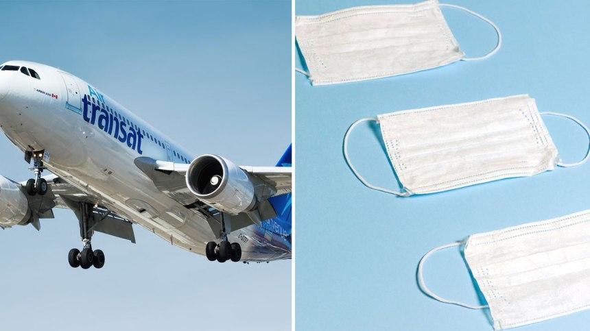 Air Transat offre gratuitement une couverture covid-19 à ses clients