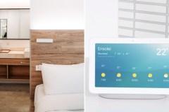 Contrôlez votre chambre d'hôtel sans contact grâce à la technologie de Google