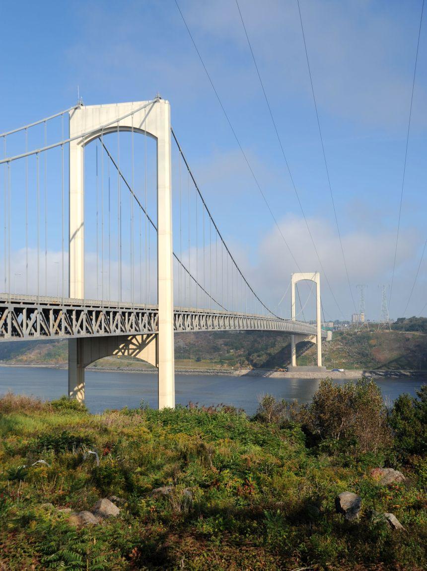 Début des travaux sur le pont Pierre-Laporte ce dimanche soir