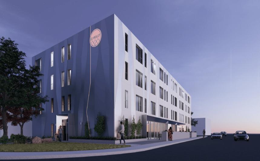 Le Piolet s'installera dans Vanier en 2021