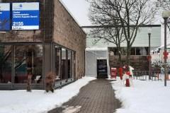Le centre Charles-Auguste-Savard reconstruit