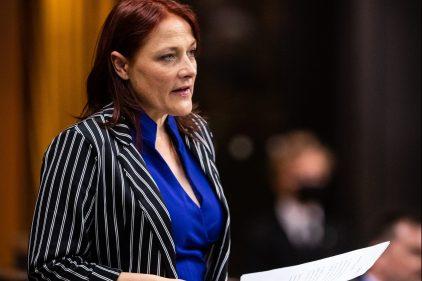 Mandat renouvelé pour Julie Vignola