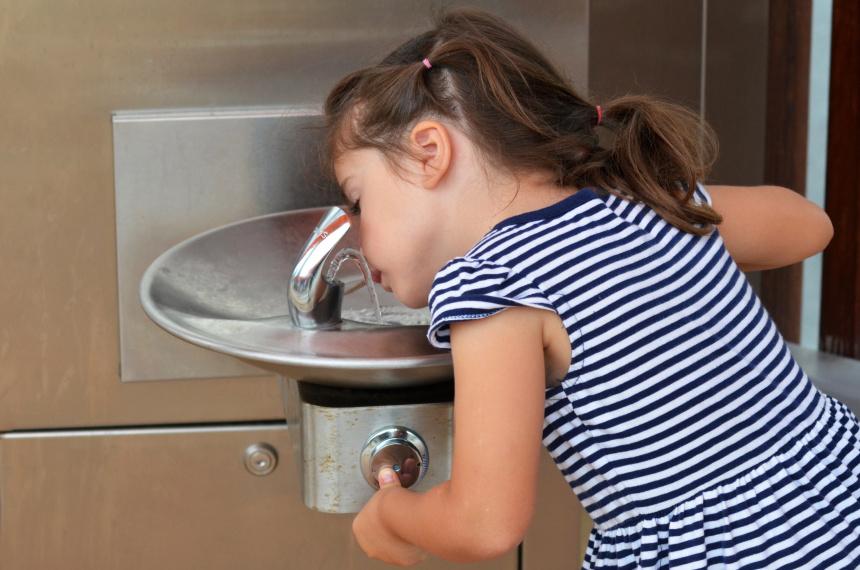 Écoles du CSS des Premières-Seigneuries: près du quart des points d'eau contaminés