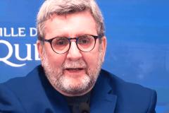 Le maire Régis Labeaume reçoit la Légion d'honneur française