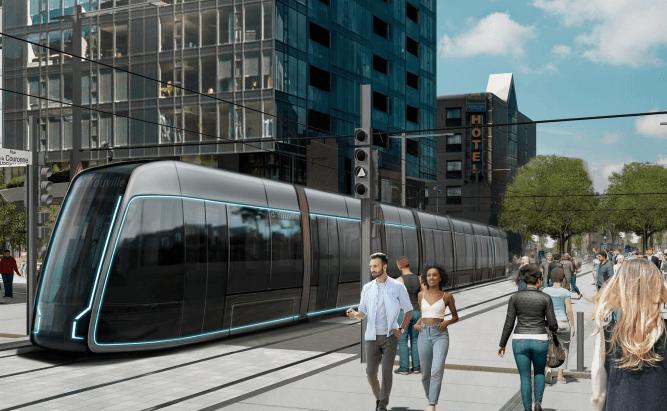 Tramway de Québec: tracé défini vers l'Est et appel de propositions