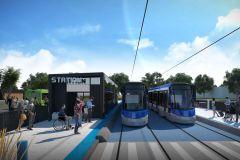 Participation publique au choix du tracé du tramway dans Limoilou