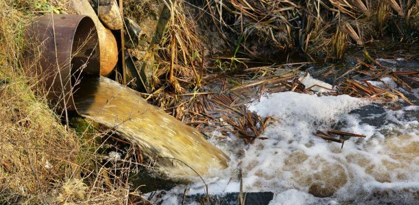 Québec en tête des débordements d'eaux usées