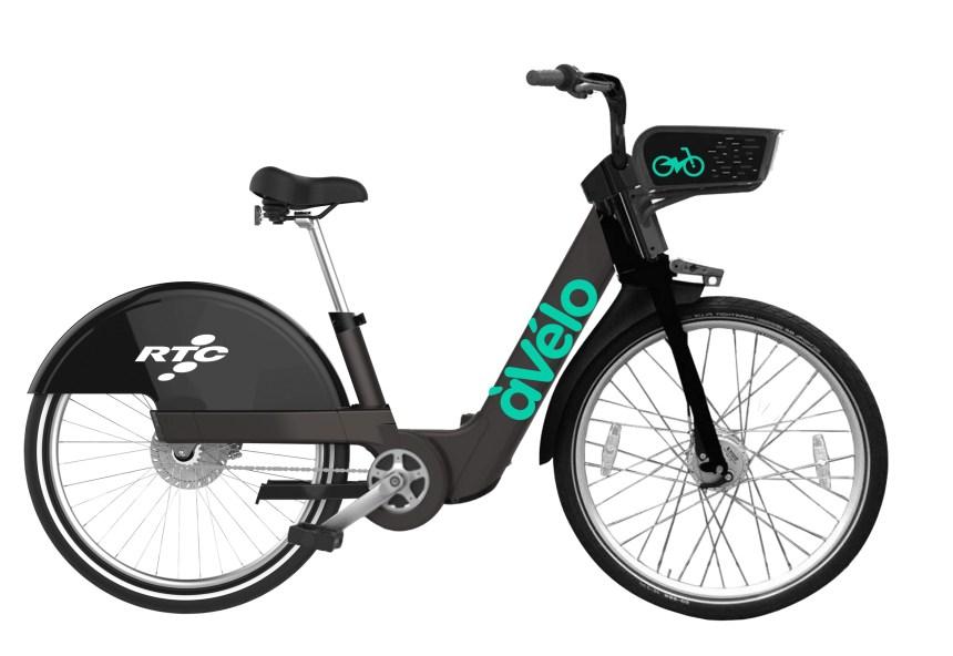 Le RTC lance le vélo électrique en libre-service dès 2021