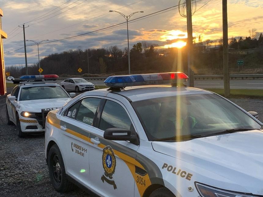 Deux chauffards arrêtés à Beauport