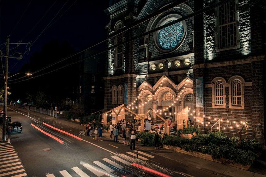 Saint-Charles-de-Limoilou: Machine de cirque investira l'église