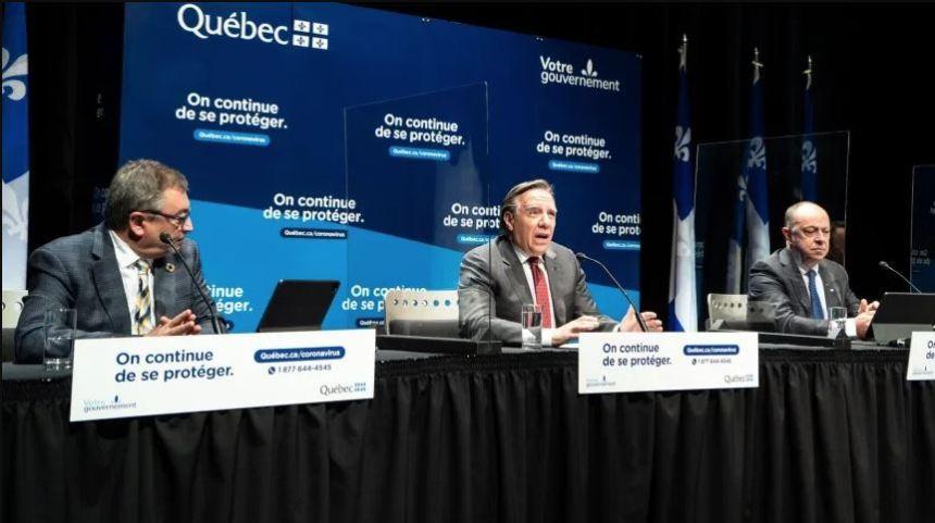 COVID-19: la Santé publique veut vacciner 6,3 millions de Québécois