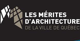 Appel au vote pour le Prix du public des Mérites d'architecturede Québec