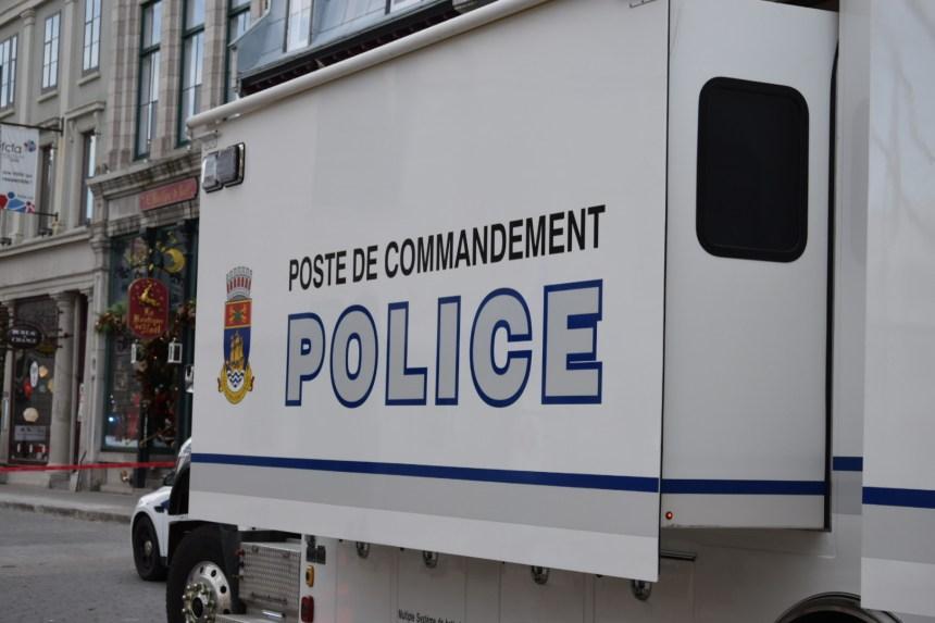 Drame de Québec: un citoyen réveillé par des sirènes raconte