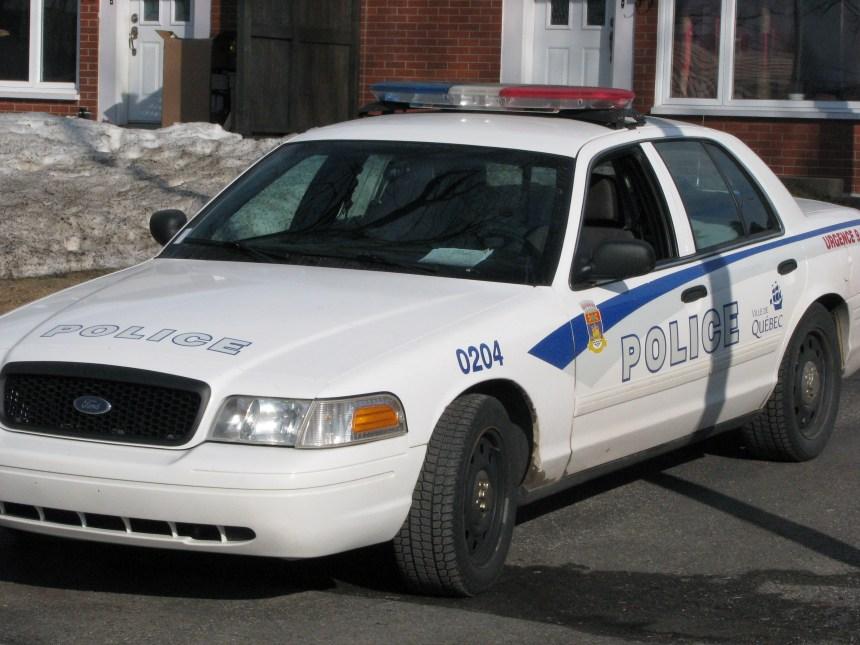 Agression à l'arme blanche à Sainte-Foy: un suspect arrêté