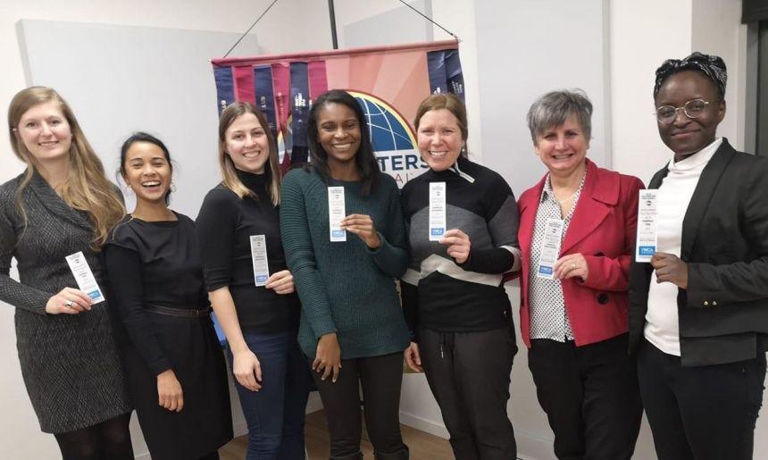 Le club Toastmasters YWCA Québechonoré