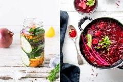 Les meilleures recettes de grand-mère pour conserver concombres, tomates et betteraves