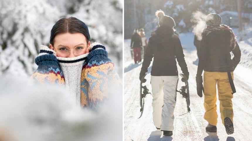 Les conditions à respecter pour faire du ski dans un parc de la SEPAQ cet hiver