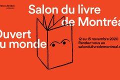 L'édition 2020 du Salon du livre de Montréal sera virtuelle