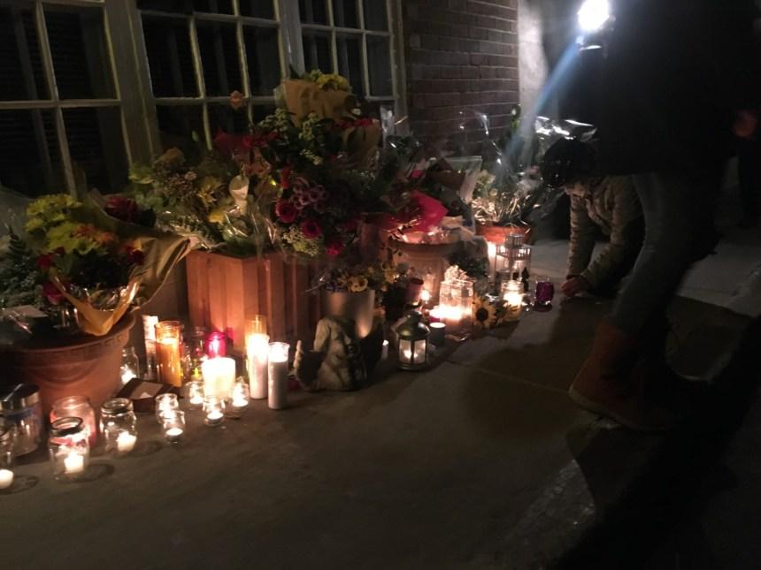 Vigile pour Suzanne Clermont : tristesse et incompréhension