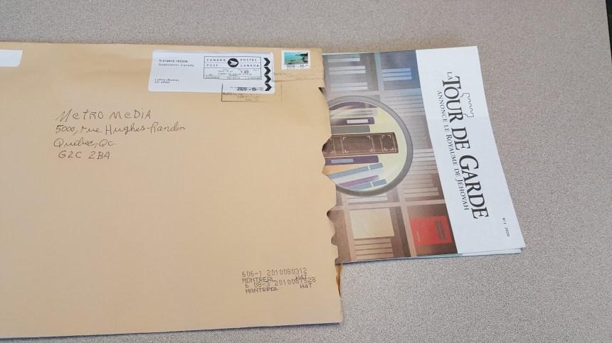 Les Témoins de Jéhovah cognent… aux boîtes aux lettres