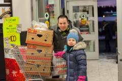 Du bonheur pour 150 familles