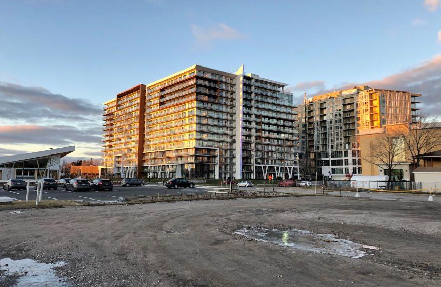 Important projet de logements sociaux voisin du marché de Sainte-Foy