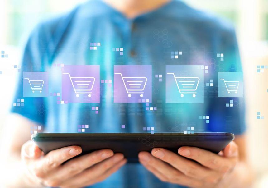 Plus de ventes chez les détaillants non essentiels