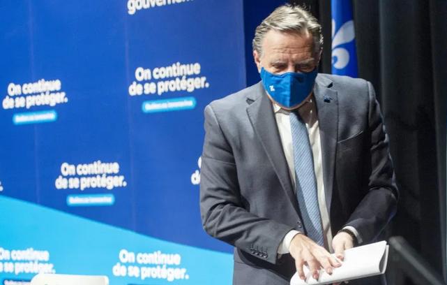 François Legault s'adressera aux enfants dimanche