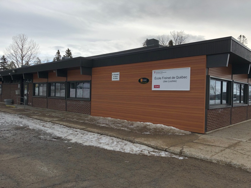 L'école Freinet – des Loutres fermée préventivement à cause de la Covid-19