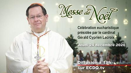 L'Église catholique propose une messe de Noël virtuelle