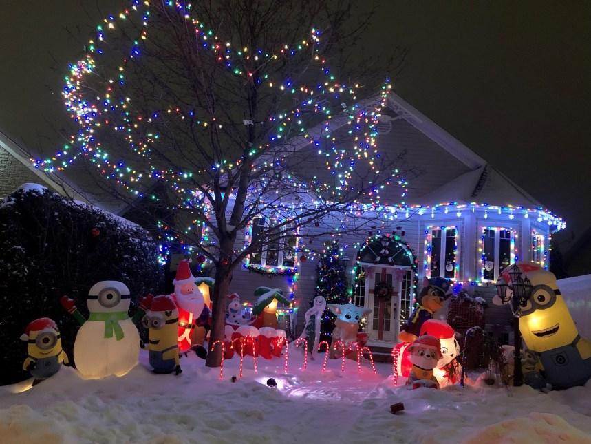 Transmettre la magie de Noël par la décoration