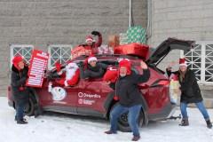 Un véhicule utilitaire pour Accès-Loisirs Québec