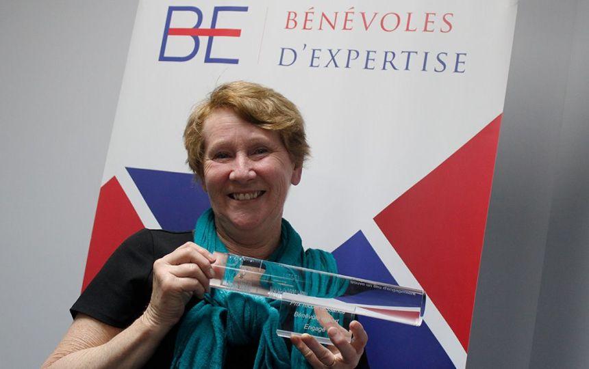Marie-Claude Alain primée pour son bénévolat